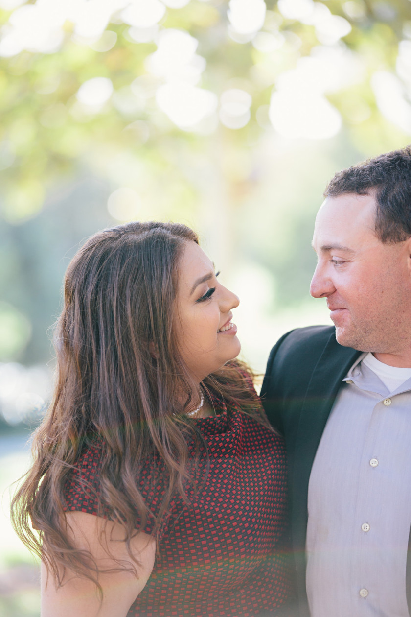 Buffalo Bayou Engagement Session